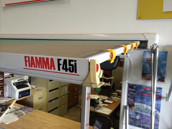 Fiamma Stop Flap Kit